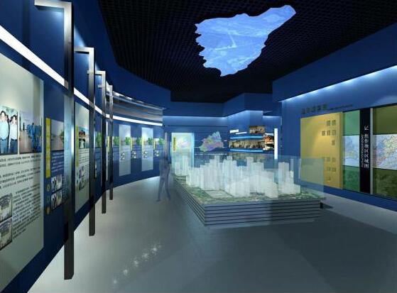 2,科技展厅设计的平面图或结构图不要遗漏任何需要绘制的细节.