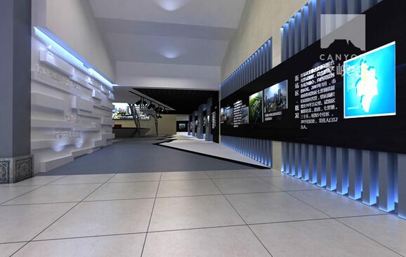 展馆设计效果图