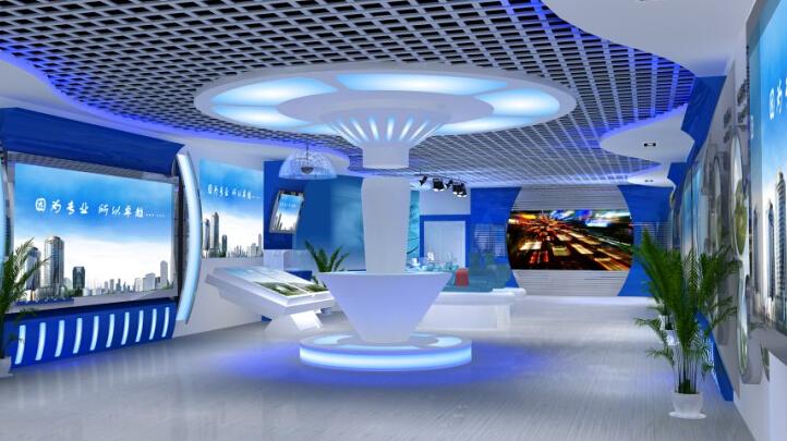 展厅设计中绿化设计的作用