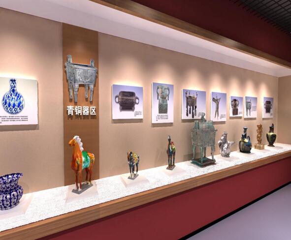 陕西青铜瓷器博物馆