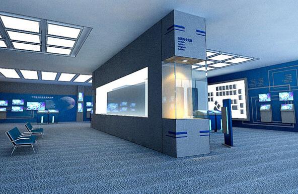 北京展馆展厅设计对于空间是如何处理