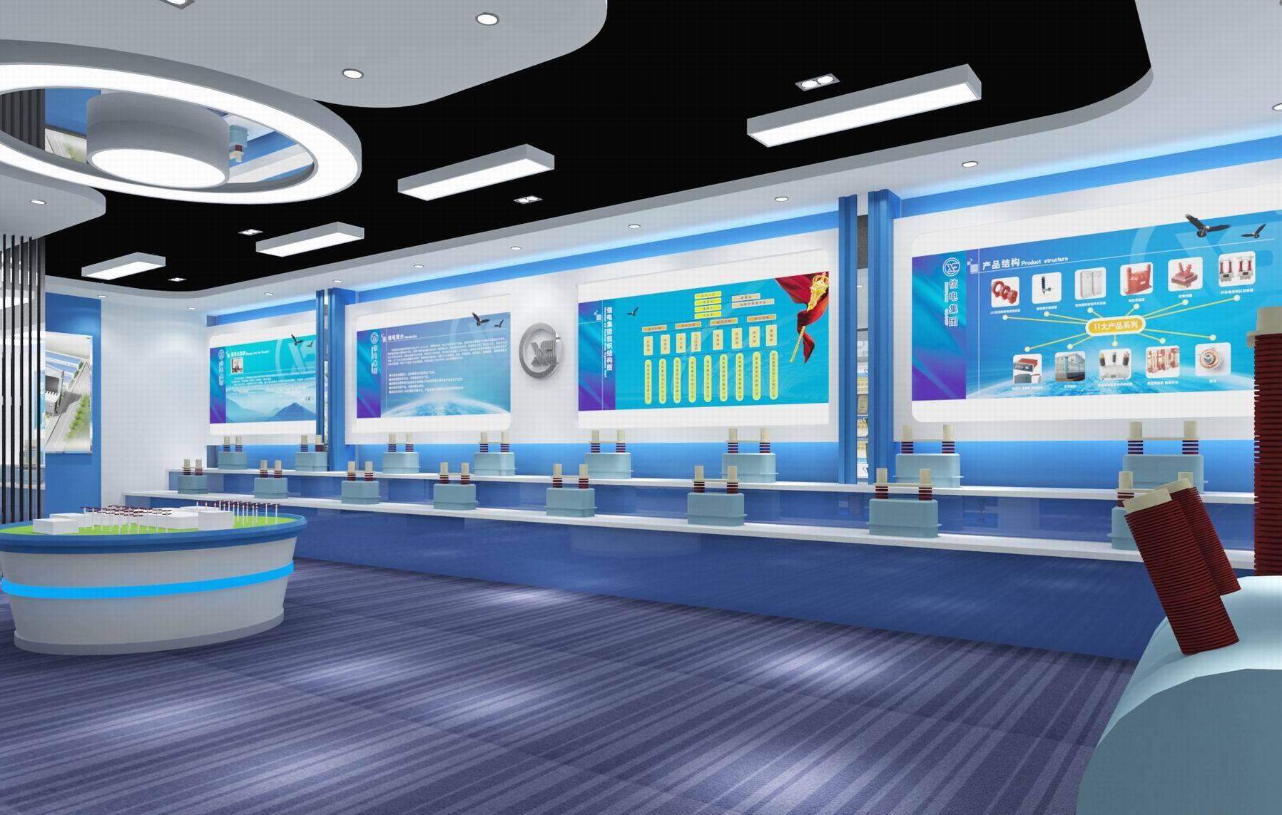 企业展厅设计的三种类别_新闻资讯_